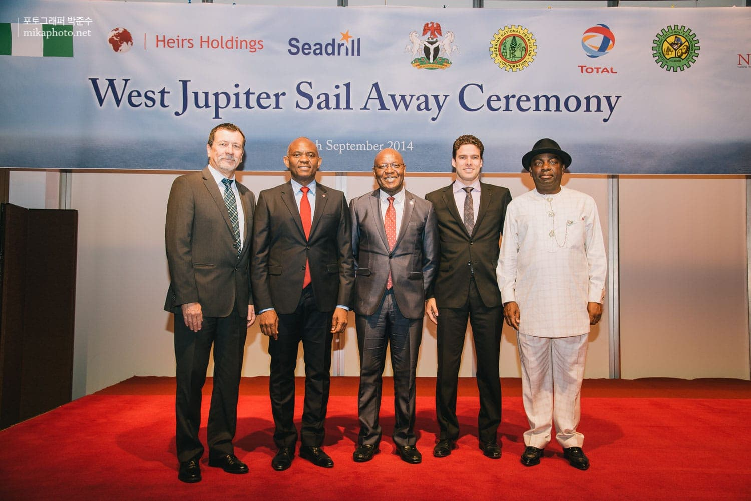 Heirs Holdings Sail-Away 08