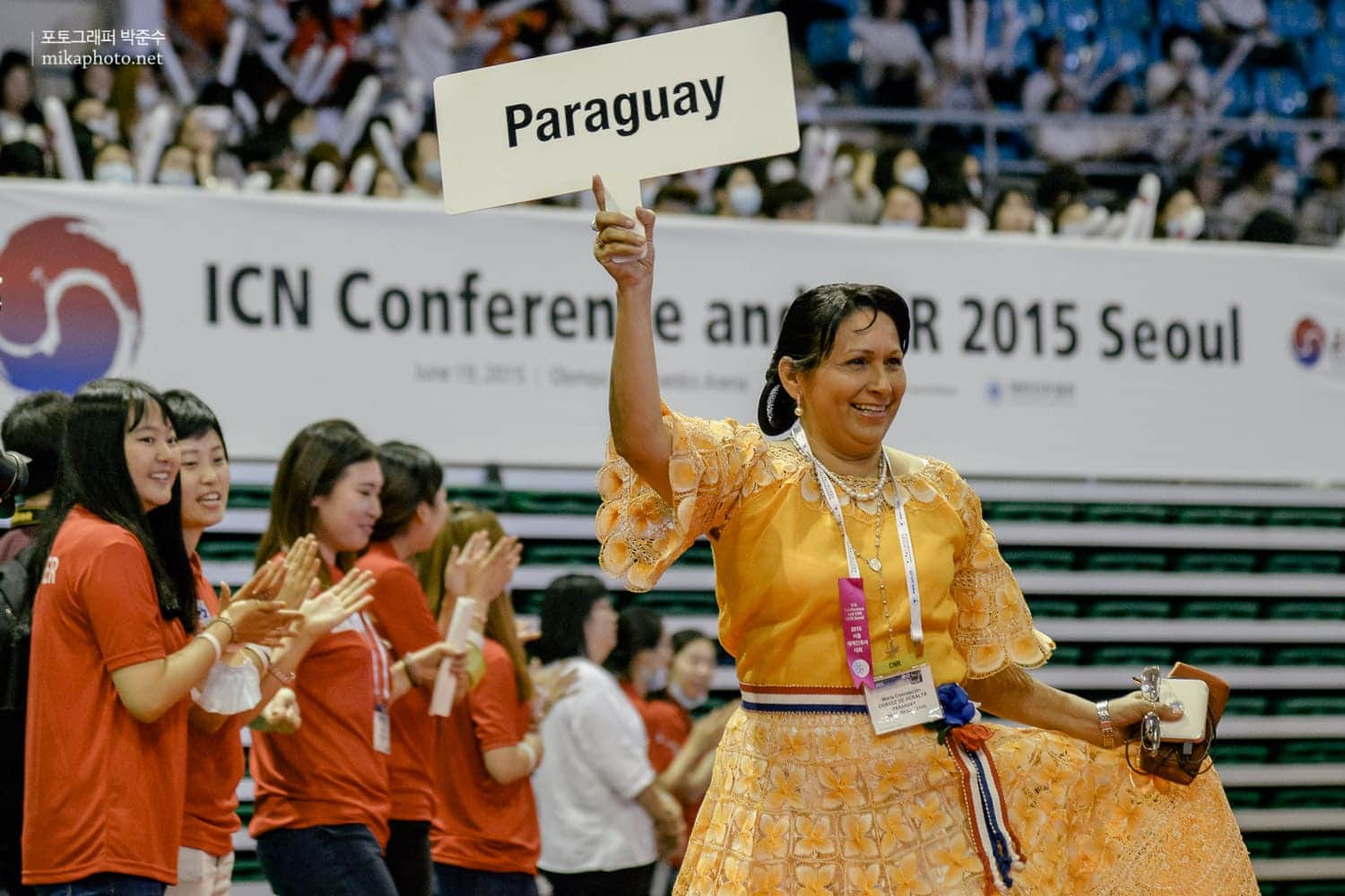 Delegate from Paraguay